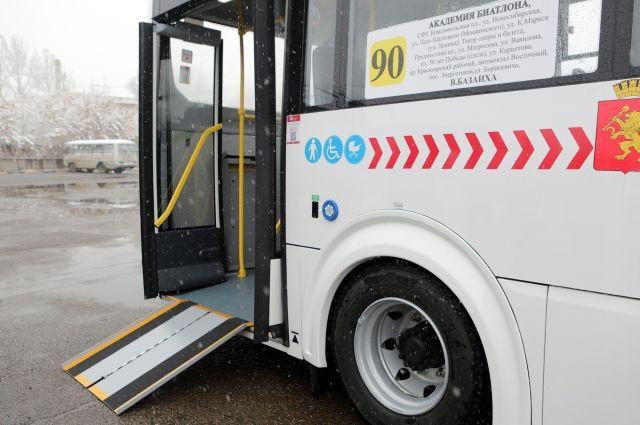 Городские власти планируют приобретать новый подвижной состав.