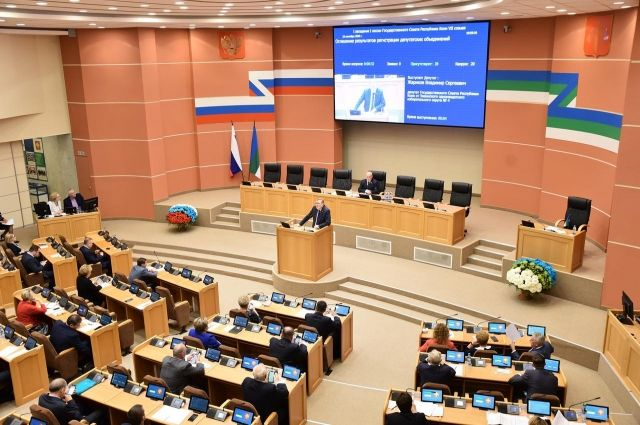 Парламентарии приняли бюджет на 2020 год.