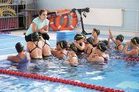 Оренбурженка участвует в Международных соревнованиях по плаванию.