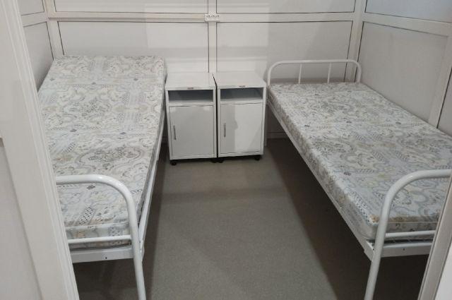 Благодаря открытию новых коронавирусных госпиталей коечный фонд в регионе увеличится на тысячу койко-мест.