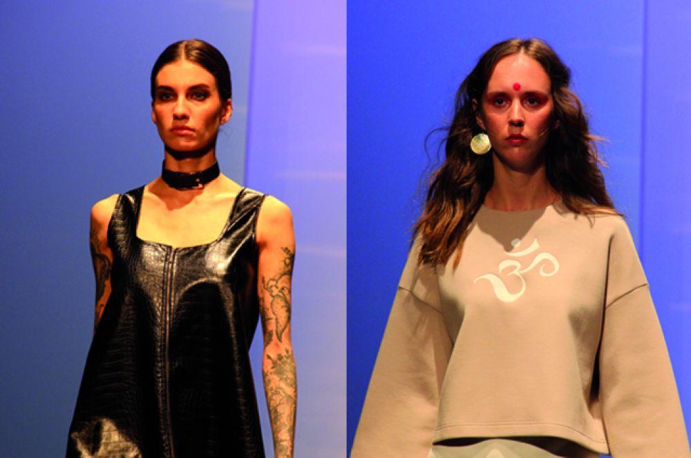 На Санкт-Петербургской неделе моды с большим успехом состоялся показ кейса коллекций студентов и выпускников школы интенсивного дизайна Fresh Fashion «К-NIKSEN».