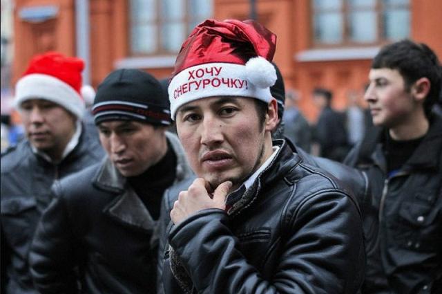 В Москве обосновалось 27% трудовых мигрантов от их общей численности в России.