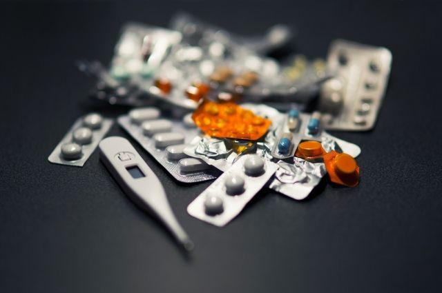 Тюменцам с коронавирусом выдают бесплатные лекарства