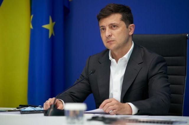 Президент Украины подписал закон «О разведке».