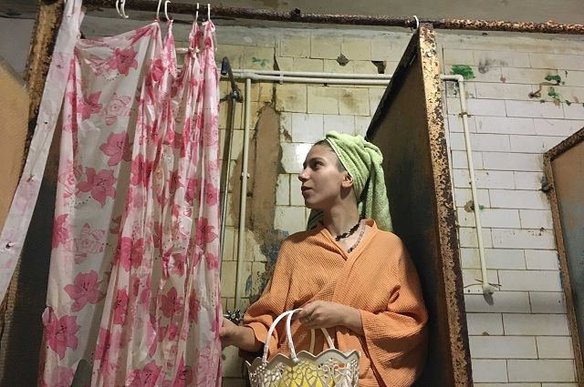 Общей душевой в общежитии на пр. Ленинградском, 24, в Ставрополе страшно пользоваться