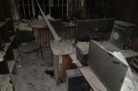 В Одесской области подожгли редакцию газеты «Альтернатива.орг»