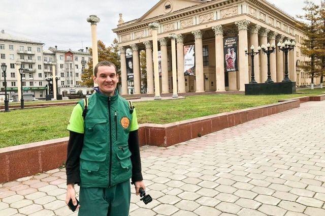 Егору предстоит проехать 10 000 км.