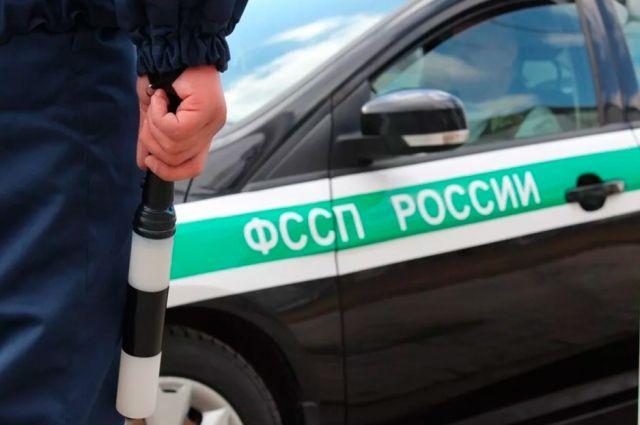 Должника задержали во время совместного рейда ГИБДД и ФССП.