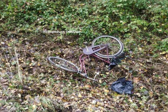 В Неманском районе в ДТП погибла велосипедистка