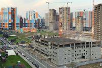 Северная столица традиционно в пятёрке лидеров по вводу нового жилья.