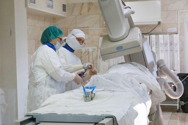 В окружном кардиодиспансере работают профессионалы своего дела