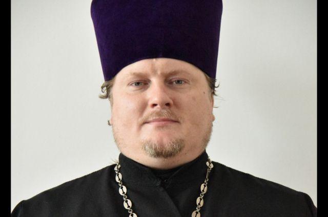В оренбуржье от последсткий коронавируса скончался еще один священнослужитель — настоятель храма в с. Городище Сергий Демакин.