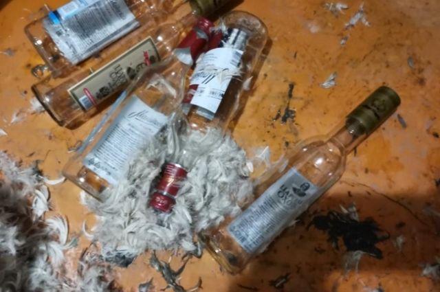 От зажженной сигареты вспыхнула квартира в доме на ул. Пролетарской Оренбурга.