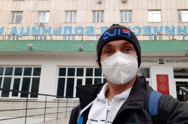 40-летний уфимец в больнице узнал, что он находится в  «интересном положении».