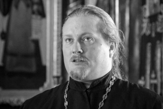Отец Сергий преподавал в Оренбургской духовной семинарии