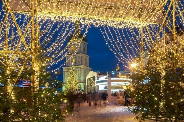Стало известно, как Киев отметит «карантинный» Новый год