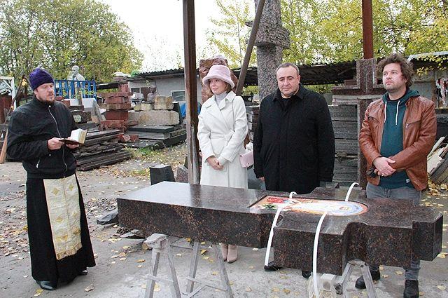 Через несколько дней поклонный крест будет отправлен в Республику Казахстан.