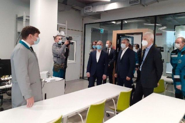 В Тюменской области открылся новый обучающий центр