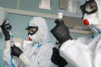Сейчас суточный прирост заразившихся выше, чем был в первую волну пандемии.