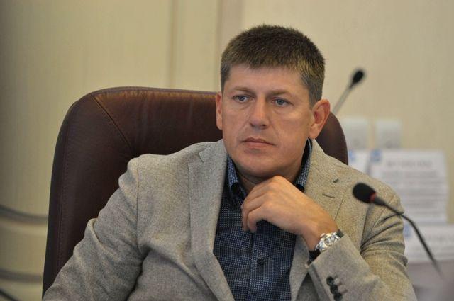 Председатель Горсовета Андрей Кропоткин избран главой Калининграда