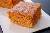 Воздушный и легкий: рецепт морковного кекса
