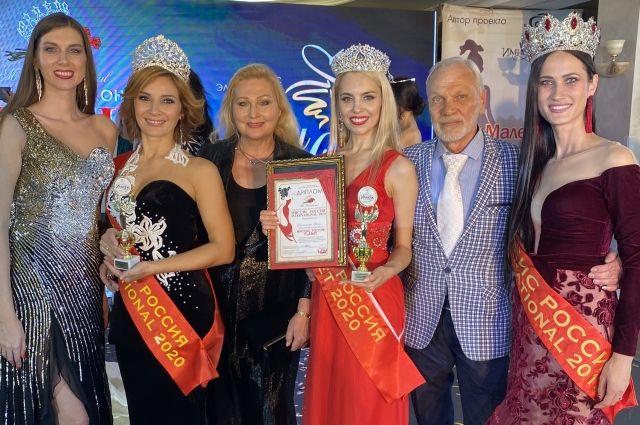 Сиразиева Гульнара и Булатова Роза стали обладательницами российских корон
