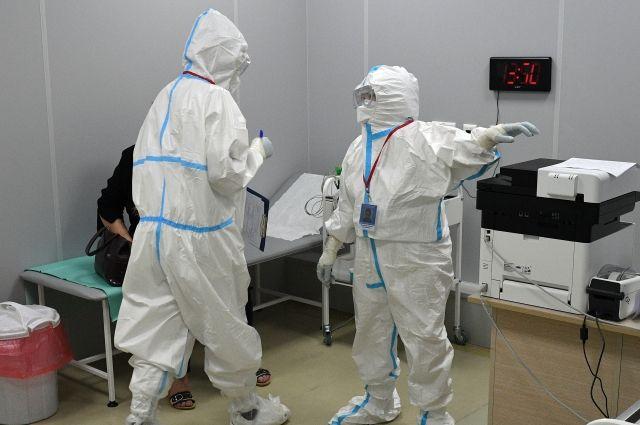 Эпидемиолог Роспотребнадзора дал прогноз по снижению заболеваемости COVID