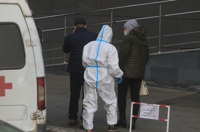 В Оренбуржье зарегистрировано еще два летальных исхода среди пациентов с коронавирусом.