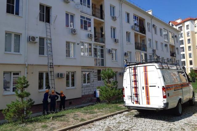 Служба спасения Краснодара за неделю провела 38 спасательных работ