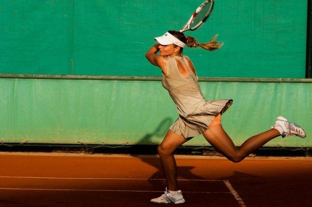 Международный теннисный турнир стартовал в Казани