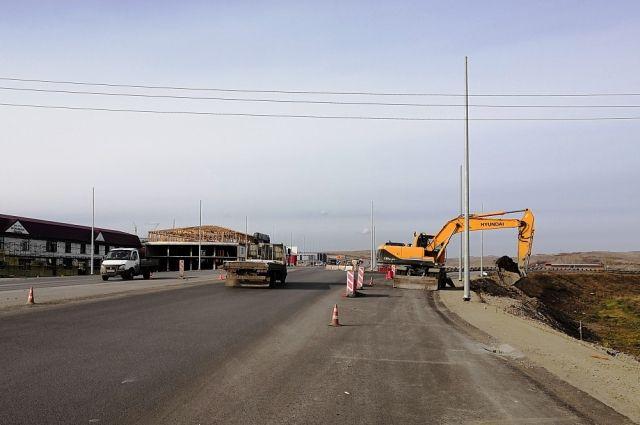 Как идут работы на этом участке проверили представители Общественной палаты города и края.