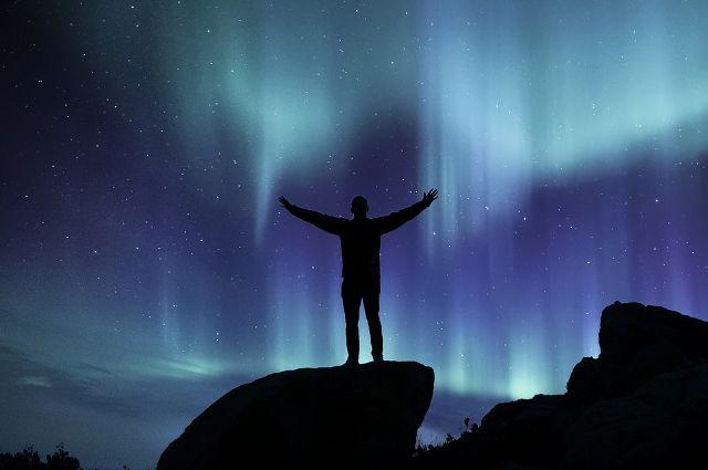 Ночью на Ямале ожидается мощное северное сияние