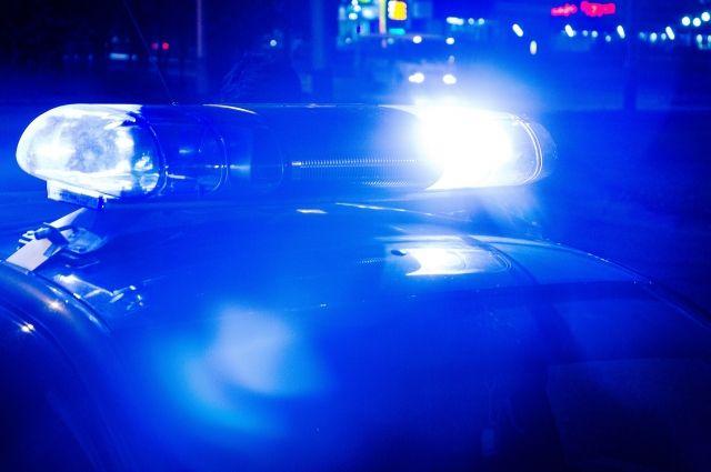 В ДТП на Красном проспекте пострадали два человека.