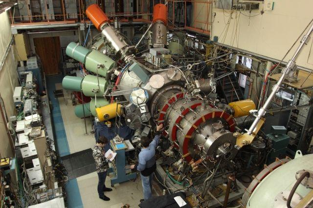 Схема установки реализована впервые в мире.