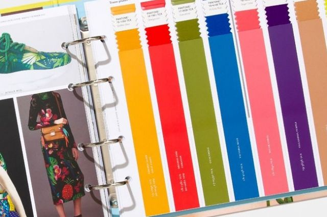 Главные цвета в коллекциях сезона весна-лето 2021