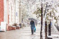 В Тюмени 26 октября прогнозируют мокрый снег с дождем