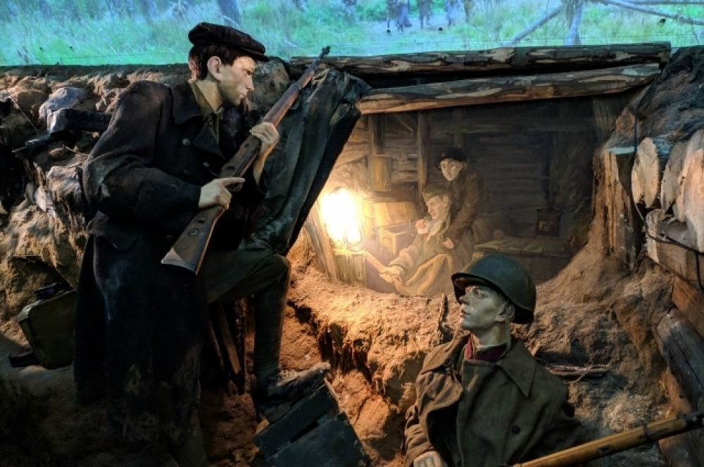 Дети и внуки тех, кто воевал, должны знать, в каких условиях мы победили, какой ценой завоеван мир.
