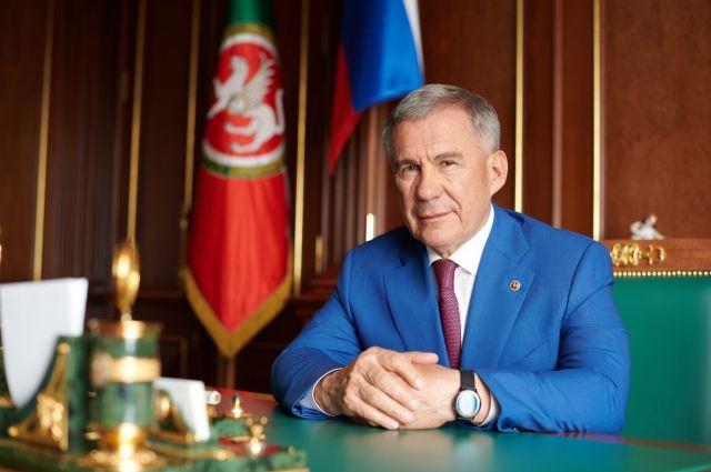 Рустам Минниханов обратил внимание на доступность медицинской помощи