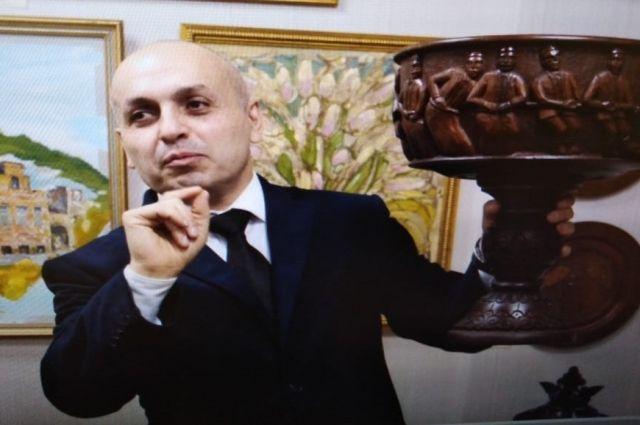 Михаил Хачатурян: «Армянские мастера в своих работах использовали татарские национальные сюжеты и орнаменты».