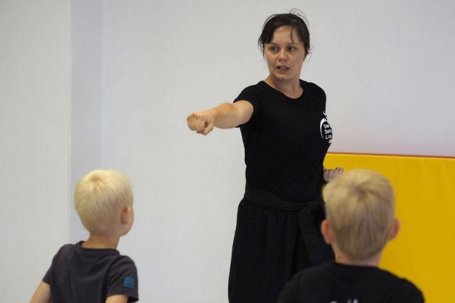 Светлана вместе с мужем открыла спортивно-развивающий центр.