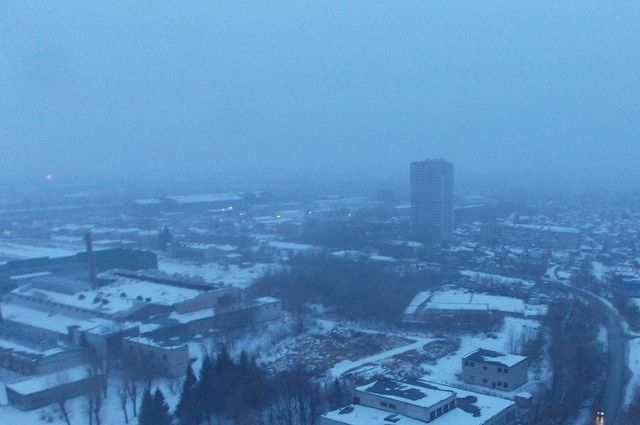 В Новосибирск пришла неустойчивая погода.