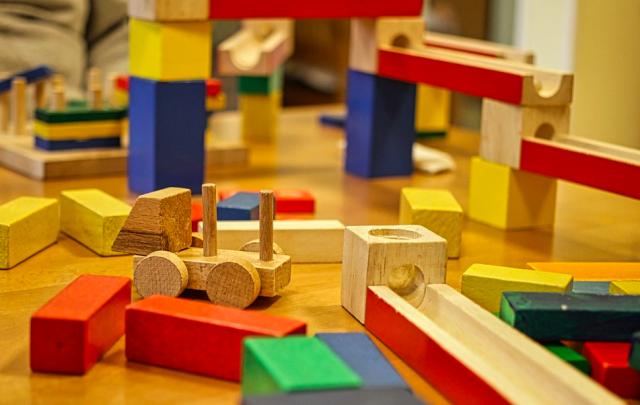 В городе построили два новых детских сада