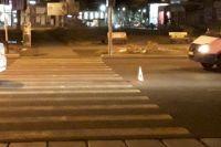 В Новотроицке пострадавший пешеход пересекал дорогу по нерегулируемому переходу.