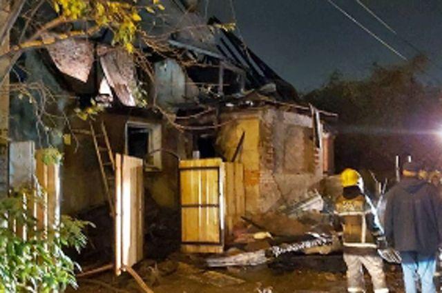 При пожаре в реабилитационном центре на ул. Гончарова погибли три человека