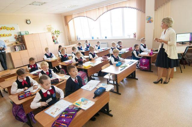 Первыми в школы вернутся ученики 1-4 классов.