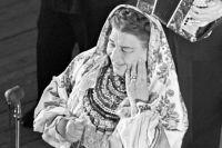 Лидия Русланова. 1963 г.