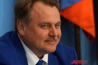 За то, чтобы лишить Юрия Уткина полномочий председателя гордумы, проголосовали 32 депутата.
