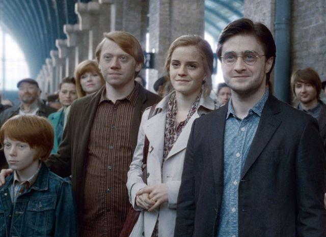 Серия книг о Гарри Поттере - самая популярная во время пандемии