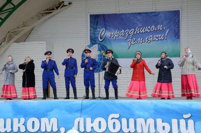 В Березовском районе живут представители разных народов и конфессий