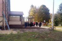 На фейковом участке в Сумской области проголосовало более 400 человек.